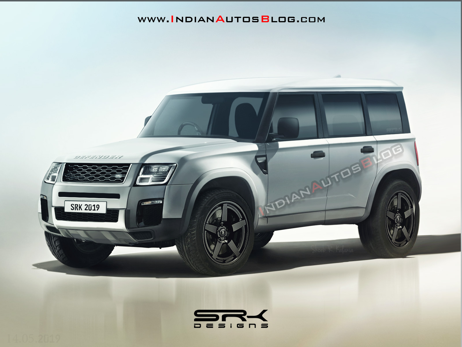 2021 Land Rover Defender Price In India, Spy Shots, Review ...