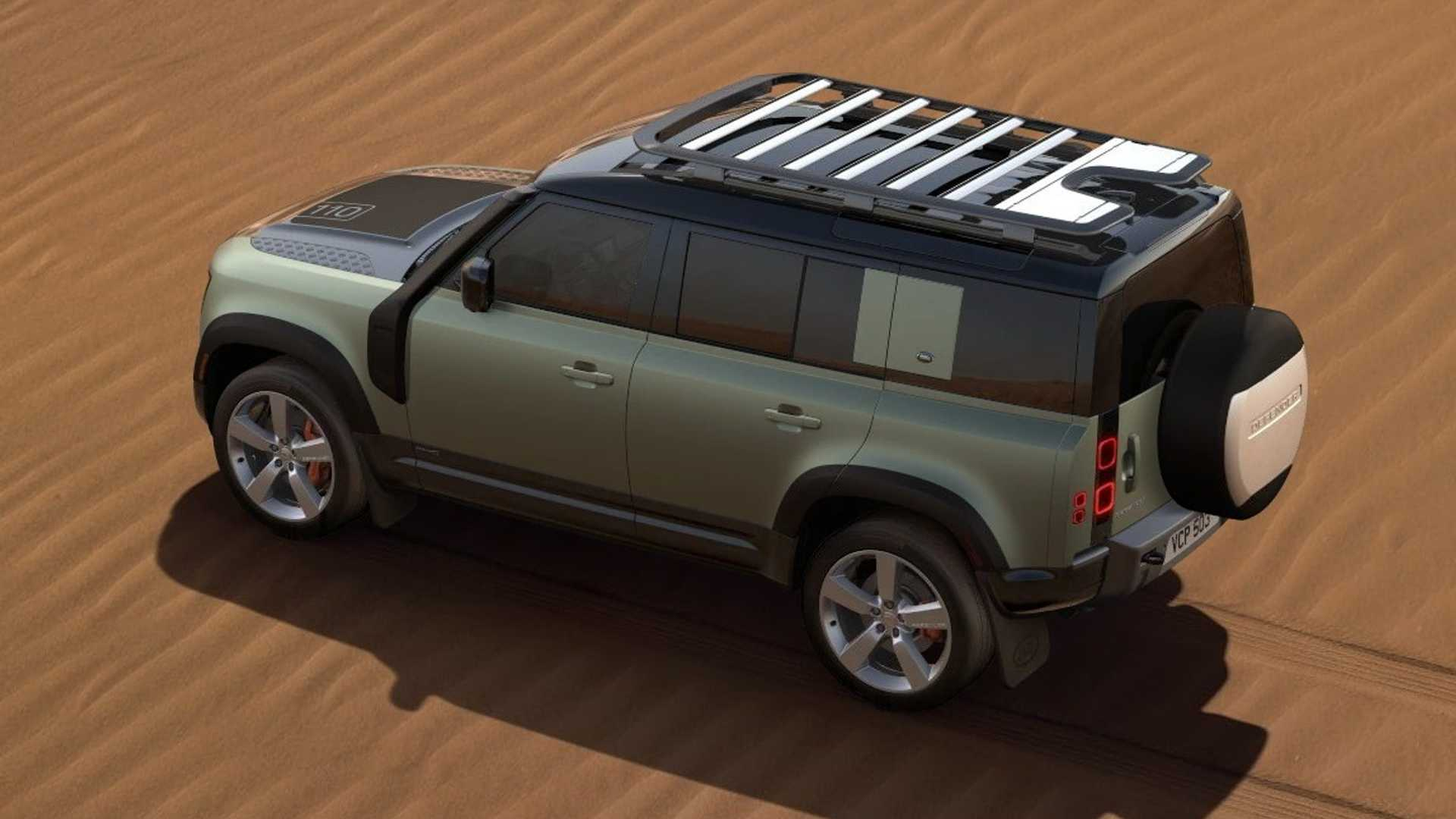 Price Of 2021 Land Rover Defender, Colours, Specs   2022 ...
