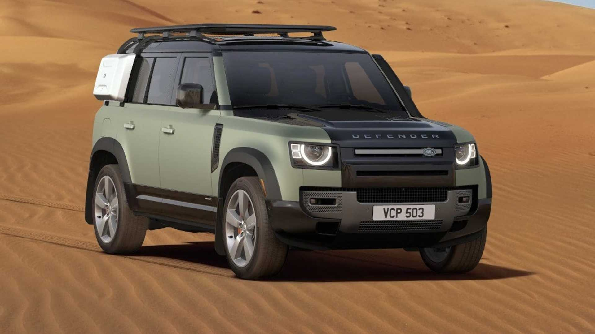 2021 Land Rover Discovery Maintenance Schedule, Updates ...