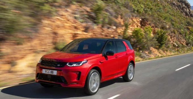 When Does 2021 Land Rover Discovery Come Out