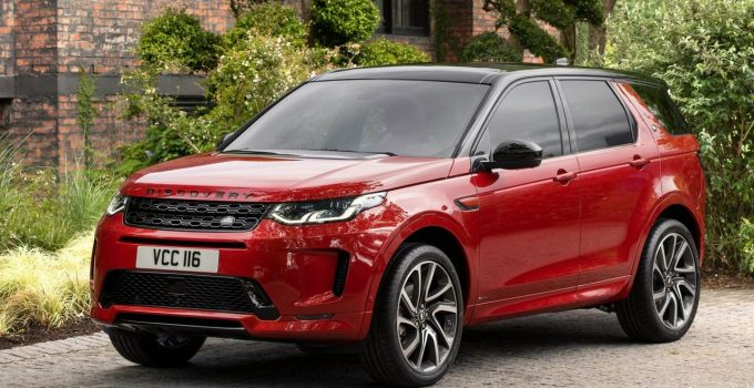 2021 Land Rover Discovery Sport Pictures, 7 Seater, Apple Carplay