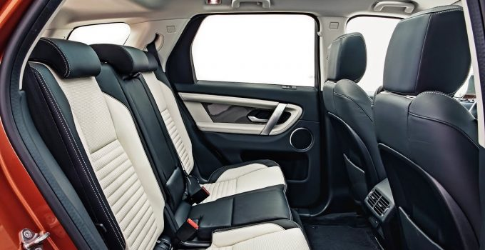 New 2021 Land Rover Discovery Sport Interior, Safety Rating, Update