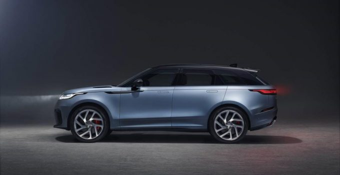 2021 Land Rover Range Rover Sport Engine 5.0 L V8, Towing Capacity, Curb Weight