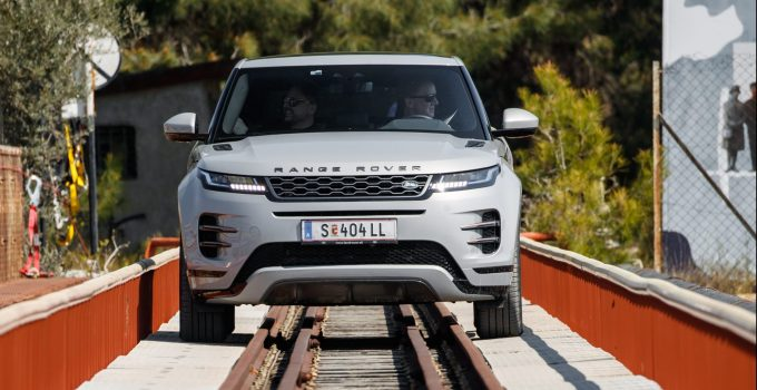 2021 Land Rover Evoque Test Drive, First Edition, Lease