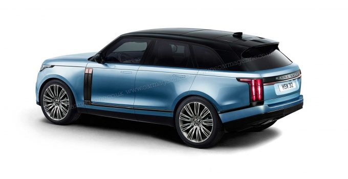 New 2021 Land Rover Range Rover Models, Pictures, Seating Capacity