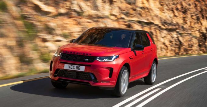 2021 Land Rover Range Rover Sport 7 Seater, Used, Discovery
