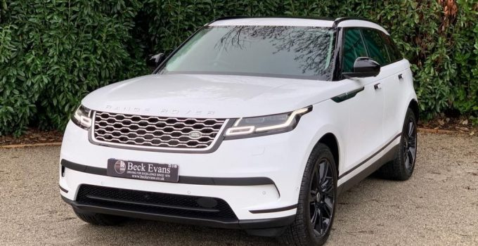 Used 2021 Land Rover Velar Test Drive, Lease, Cargo Space
