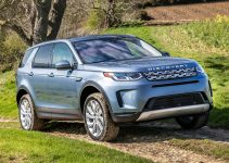 2021 Land Rover Discovery Commercial, Inside, Brochure