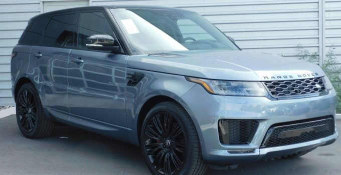 2021 Land Rover Discovery Sport Horsepower, Towing Capacity, Test Drive
