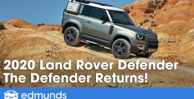 Price Of 2022 Land Rover Defender, Colours, Specs