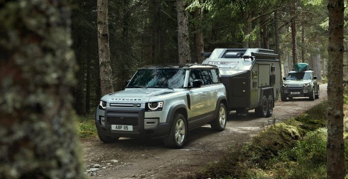 2022 Land Rover Discovery Mpg, Off Road, Accessories