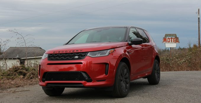 2022 Land Rover Discovery Sport Trim Levels, 0-60, Inside