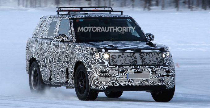 When Do 2022 Land Rover Discovery Come Out
