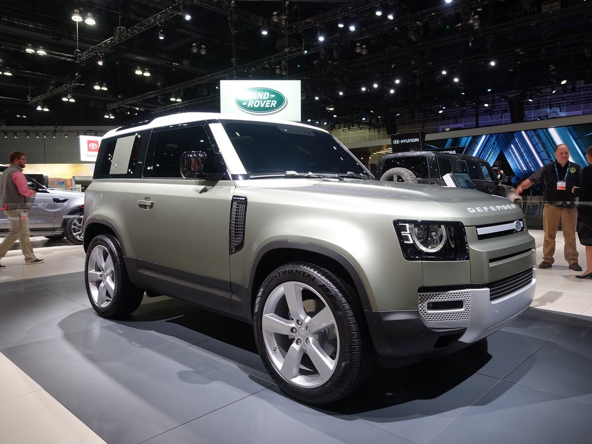 2022 Land Rover Discovery Cargo Space, 7 Seater, Curb ...