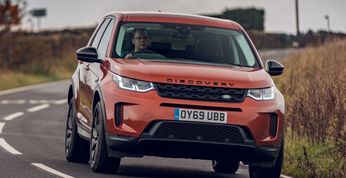 2022 Land Rover Discovery Sport Horsepower, Towing Capacity, Test Drive