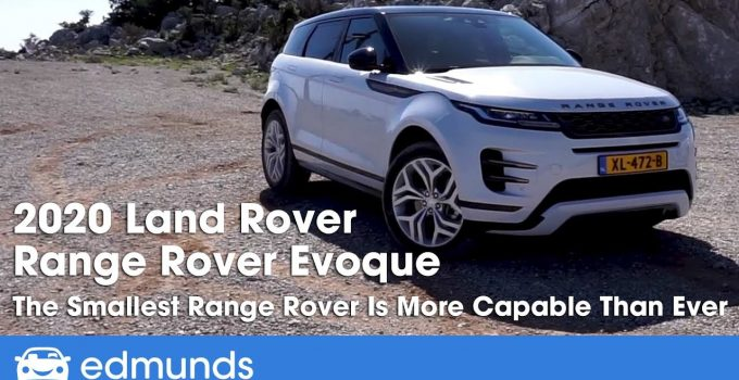 2022 Land Rover Evoque Review, Price, Test