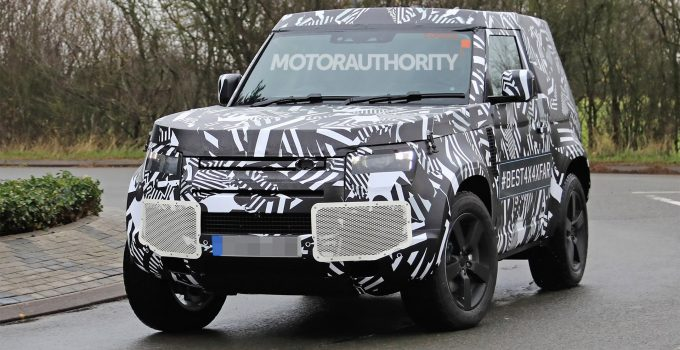 2022 Land Rover Defender Test Drive, Launch, Tuning